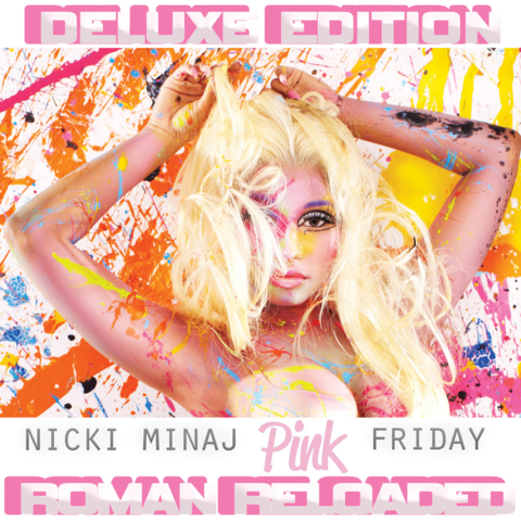 File:Nicki Minaj - Pink Friday Roman Reloaded (Deluxe Edition) -2012-.png