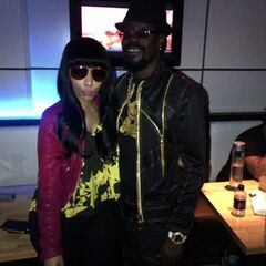 Nicki Minaj and Beenie Man!!!