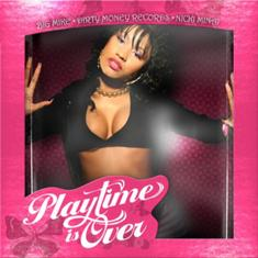 235px-Playtime is Over cover