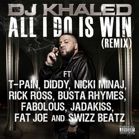 File:All I Do Is Win cover.png
