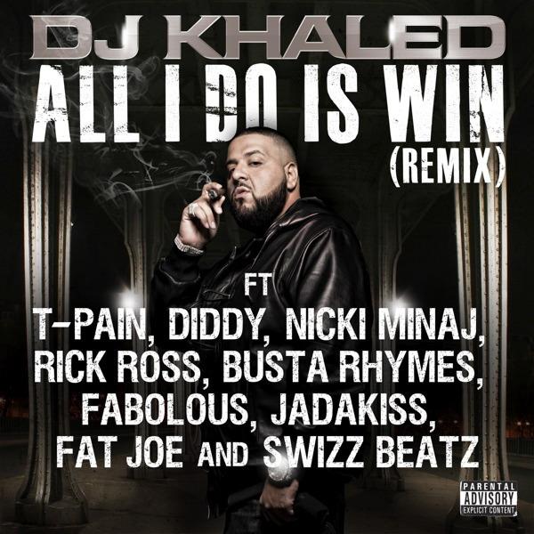 All I Do Is Win (Remix) | Nicki Minaj Wiki | Fandom ...