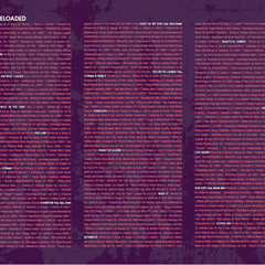 Credits for <i>Pink Friday: Roman Reloaded</i>