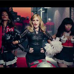 M.I.A , Madonna , Nicki Minaj