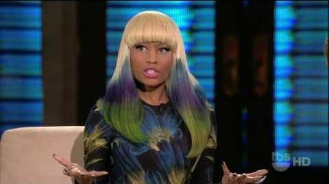 "12-6-10 Nicki Minaj Performs ""Moment 4 Life"" & 1st Late Night Apperance on Lopez Tonight"