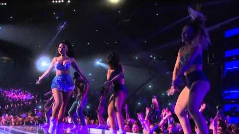 HDTV Nicki Minaj - Anaconda (Live At Fashion Rocks 2014)