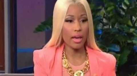 Nicki Minaj Interview On Jay Leno