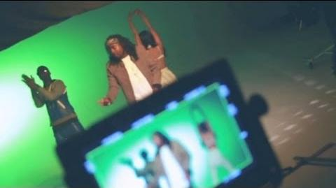 "BEHIND THE SCENES OF ""CLAPPERS"" - WALE (FT"