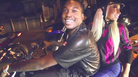 "BEHIND THE SCENES OF ""I B ON DAT"" - MEEK MILL (FT. NICKI MINAJ, FABOLOUS, & FRENCH MONTANA)"