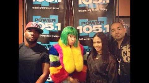 The Breakfast Club Interview With Nicki Minaj (Disses Lil Kim & Talks Summer Jam)