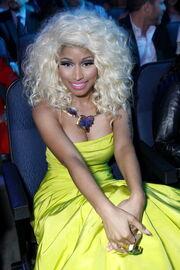AMA 2012 Nicki Minaj