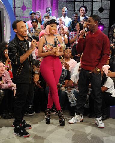 File:Nicki Minaj Celebs BET 106 Park 3NFmc9bWVDBl.jpg