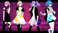 Vocafx minty little sky girls dependence fields