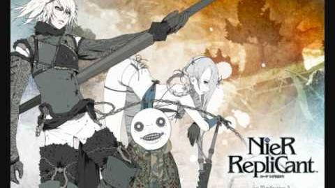 NIER ost - Ashes Of Dreams (English Vocal Ver