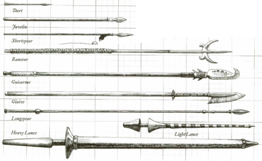 5e Weapons – Wonderful Image Gallery
