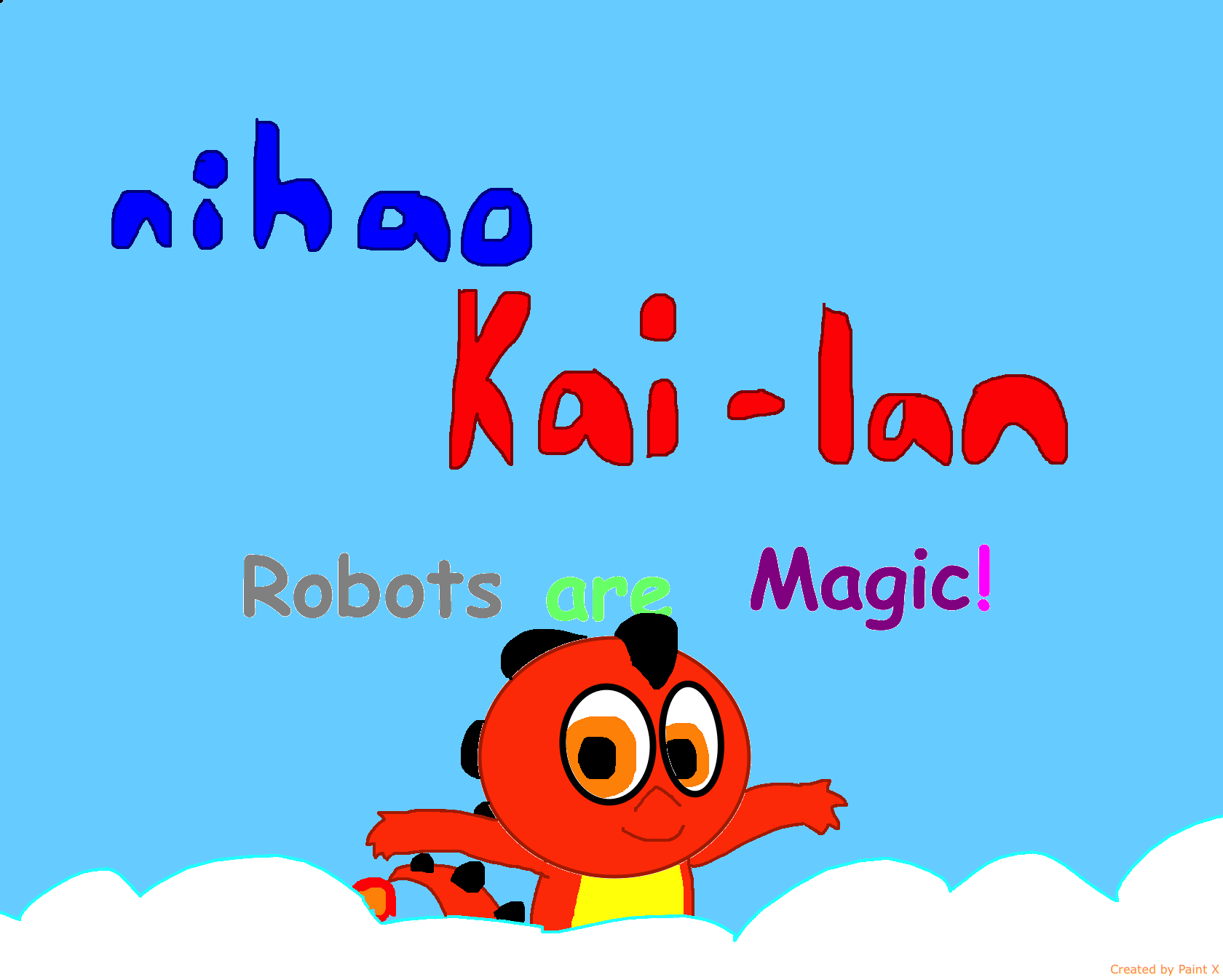 ni hao kai lan robots are magic ni hao kai lan wiki fandom