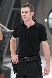 Guard Robbie