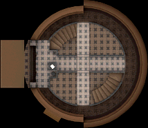 Library (Overhead Map)