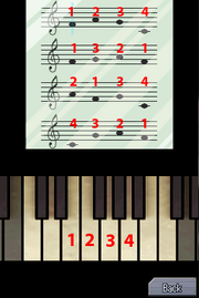 Piano-solution