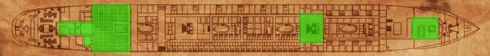C Deck Map