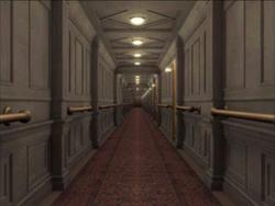 2nd class corridor