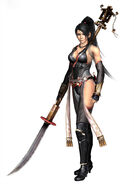 Ninja-gaiden-3-razors-edge momiji Hidden Black Flower