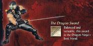 NG2 Render Char Ryu 02 Weapon 1DSa