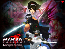 NINJA GAIDEN Dragon Sword 01 XGA
