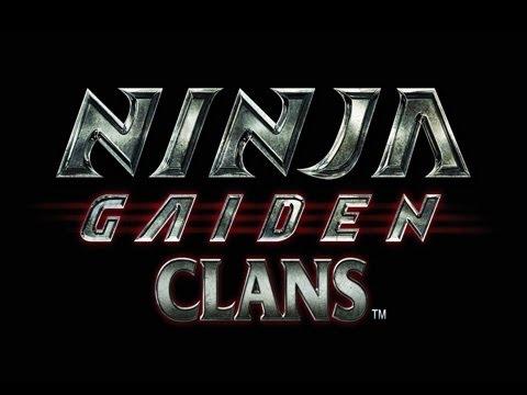 Ninja Gaiden Clans Ninja Gaiden Clans