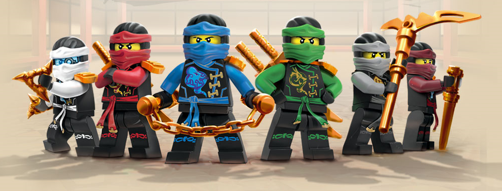Ninja team ninjago wiki fandom powered by wikia - Ninjago vs ninjago ...