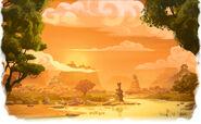 Ninjago Background