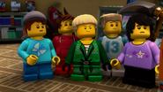 Kid Ninjas with Lloyd