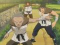Genza revealing he is ninja.png