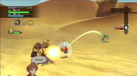 Ni No Kuni A Duel in the Desert Bounty Hunt 89