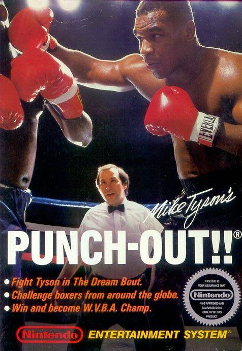 Mike Tyson Punch Out Wii : Mike tyson s punch out nintendo fandom powered by wikia