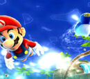 Super Mario Galaxy/Walkthrough/Beach Bowl Galaxy