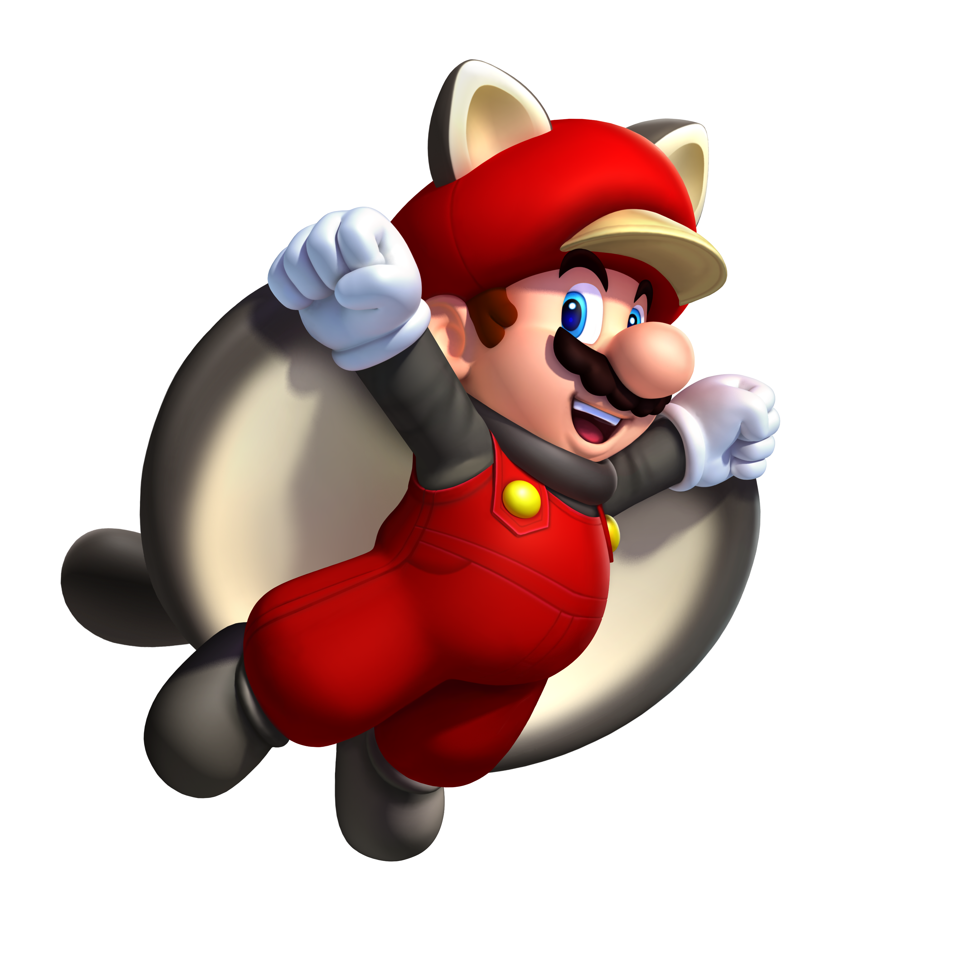 Squirrel Suit Mario Mario Squirrel Suit 1