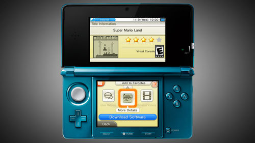 3ds Virtual Console North America Nintendo Fandom