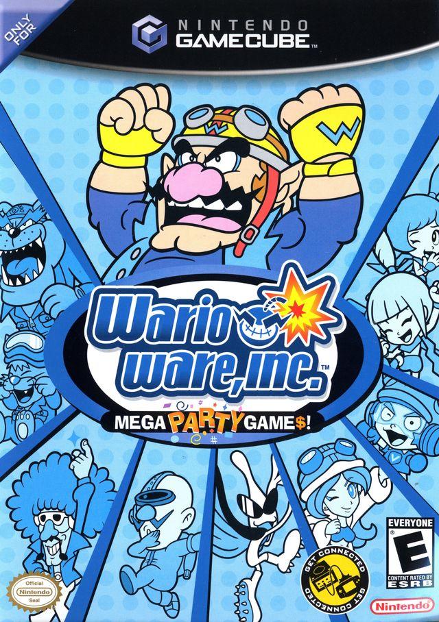 Warioware Inc Mega Party Game Nintendo Fandom