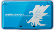 Nintendo 3DS Monster Hunter 4 Hunter Pack