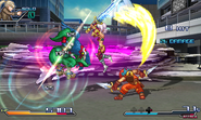 Project X Zone screenshot 22