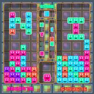 Cuboy Tetris (NES skin)