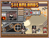 Steamlands Featured