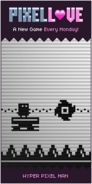 Hyper Pixel Man