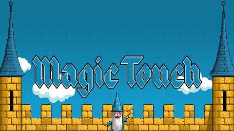 Nitrome - Magic Touch in Nintendo DS