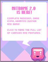 Nitrome 2.0 ad