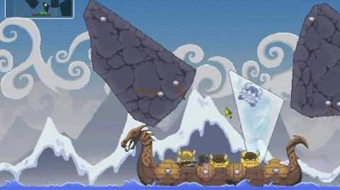 Nitrome - Ice Breaker Gathering Level 12