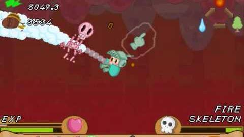 Nitrome - Blast RPG Last Level Ending