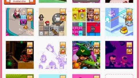 Nitrome Easter avatars - Nitrome 2