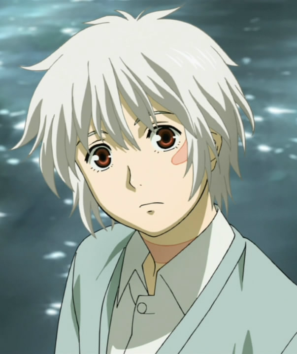 No 6 Anime Characters : Shion wiki no fandom powered by wikia