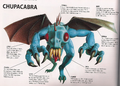 Chupacabra Mythical Monsters